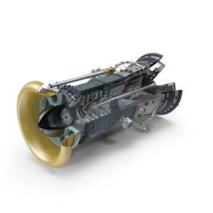 Industrial Turbine XD6